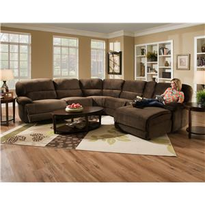 Corinthian M517 Sofa Sectional  sc 1 st  BigFurnitureWebsite : corinthian furniture sectional - Sectionals, Sofas & Couches