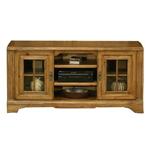 Coronado Seattle Pine Tv Stand