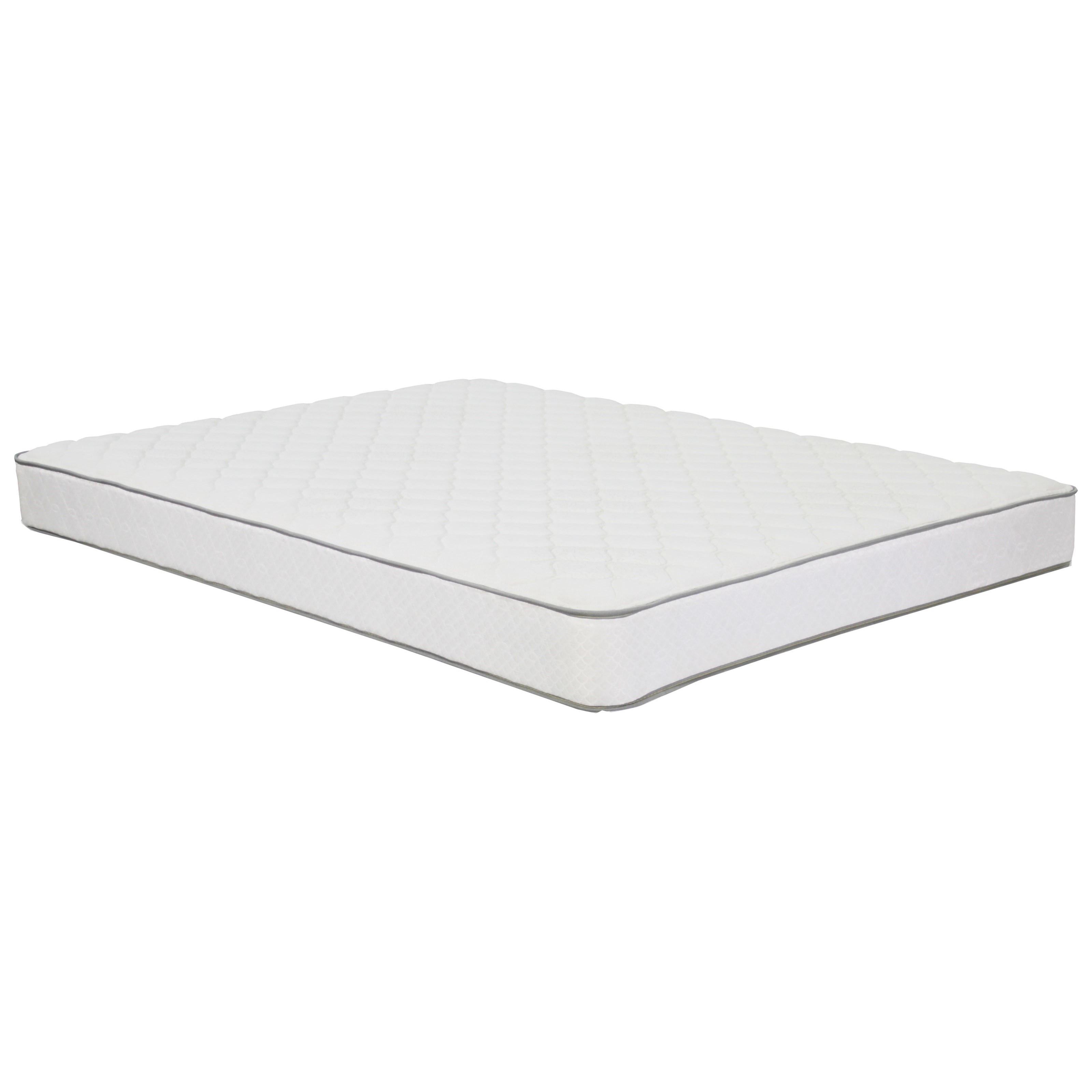 Twin Plush Innerspring Mattress
