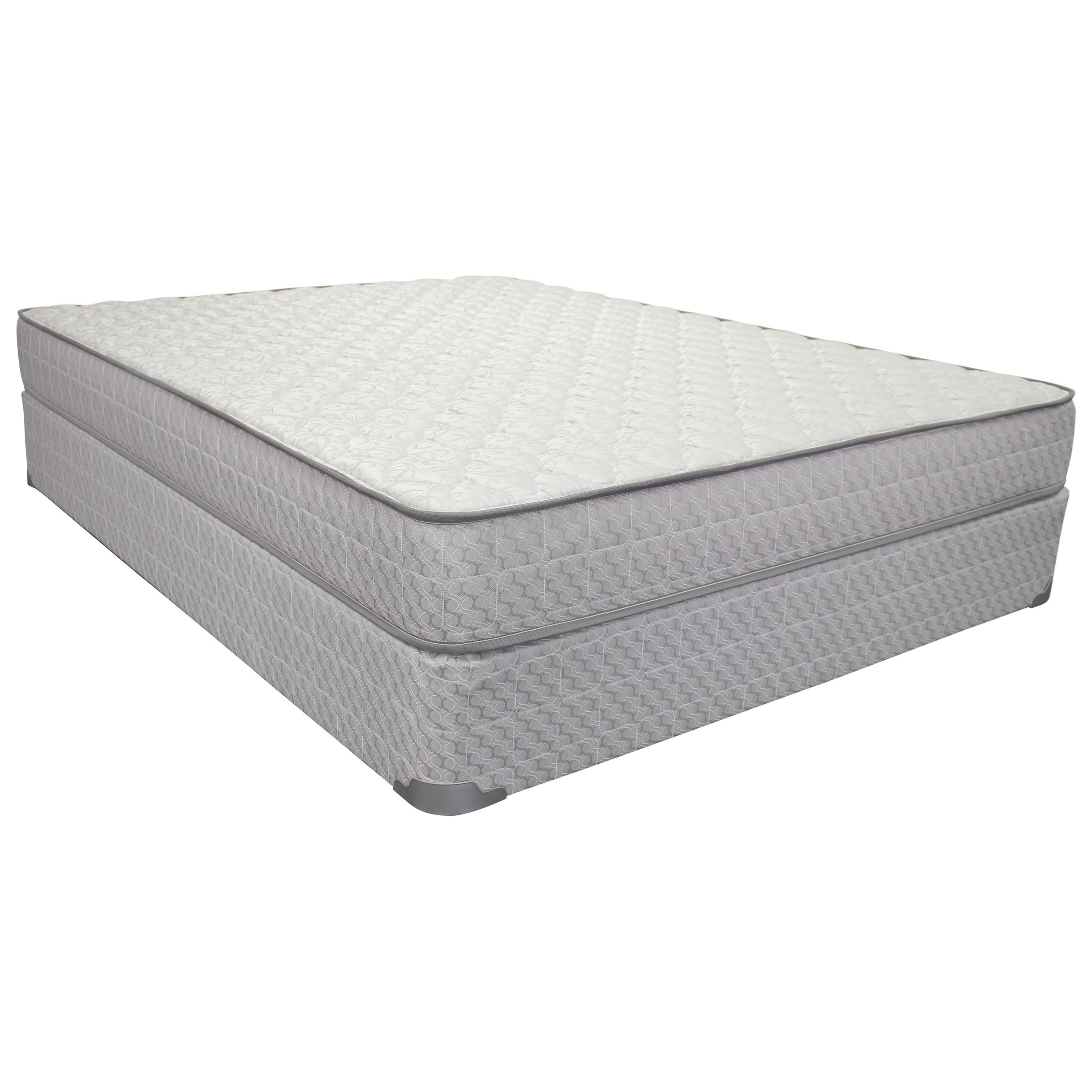 "Twin 8 1/2"" Innerspring EPT Mattress Set"