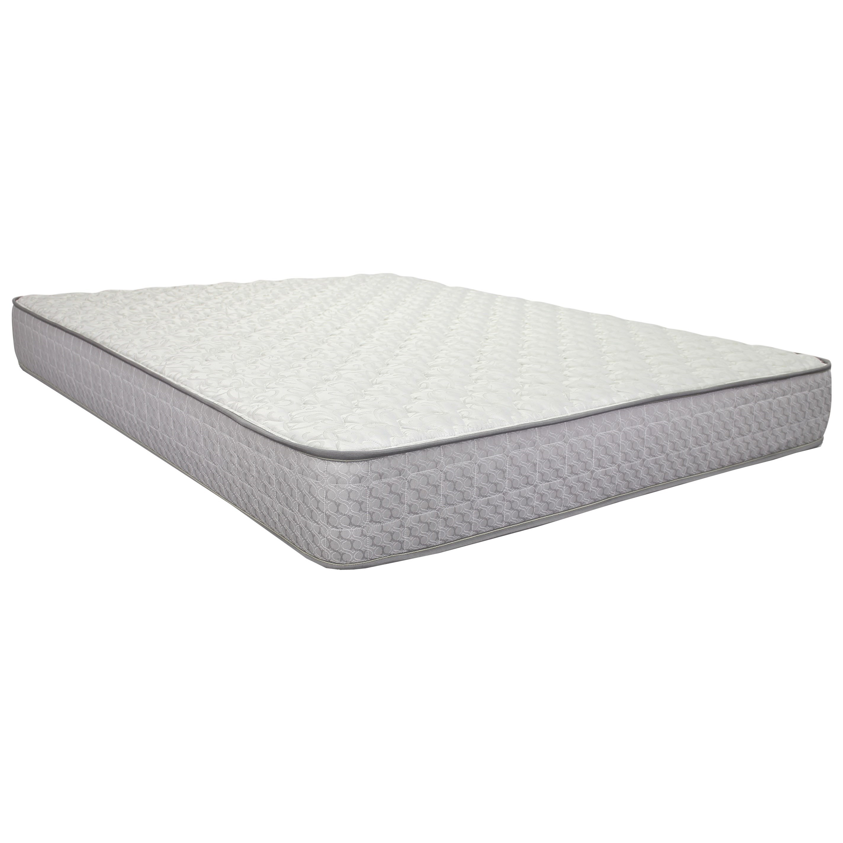 "King 9 1/2"" Firm Innerspring Mattress"