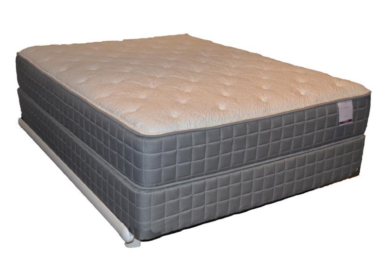 King Plush Mattress Set