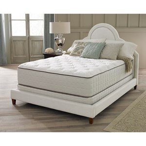 "Corsicana 130 Series King 14"" Firm Mattress"