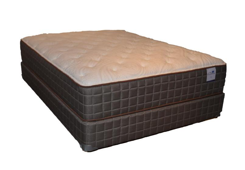Twin Plush Mattress Set