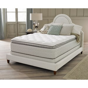 "Corsicana 150 Series Queen 15"" Euro Top Mattress"