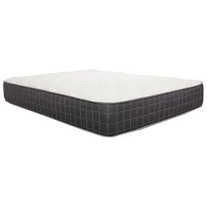 "Corsicana 1505 Cresswell Plush Queen 10.5"" Plush Mattress"