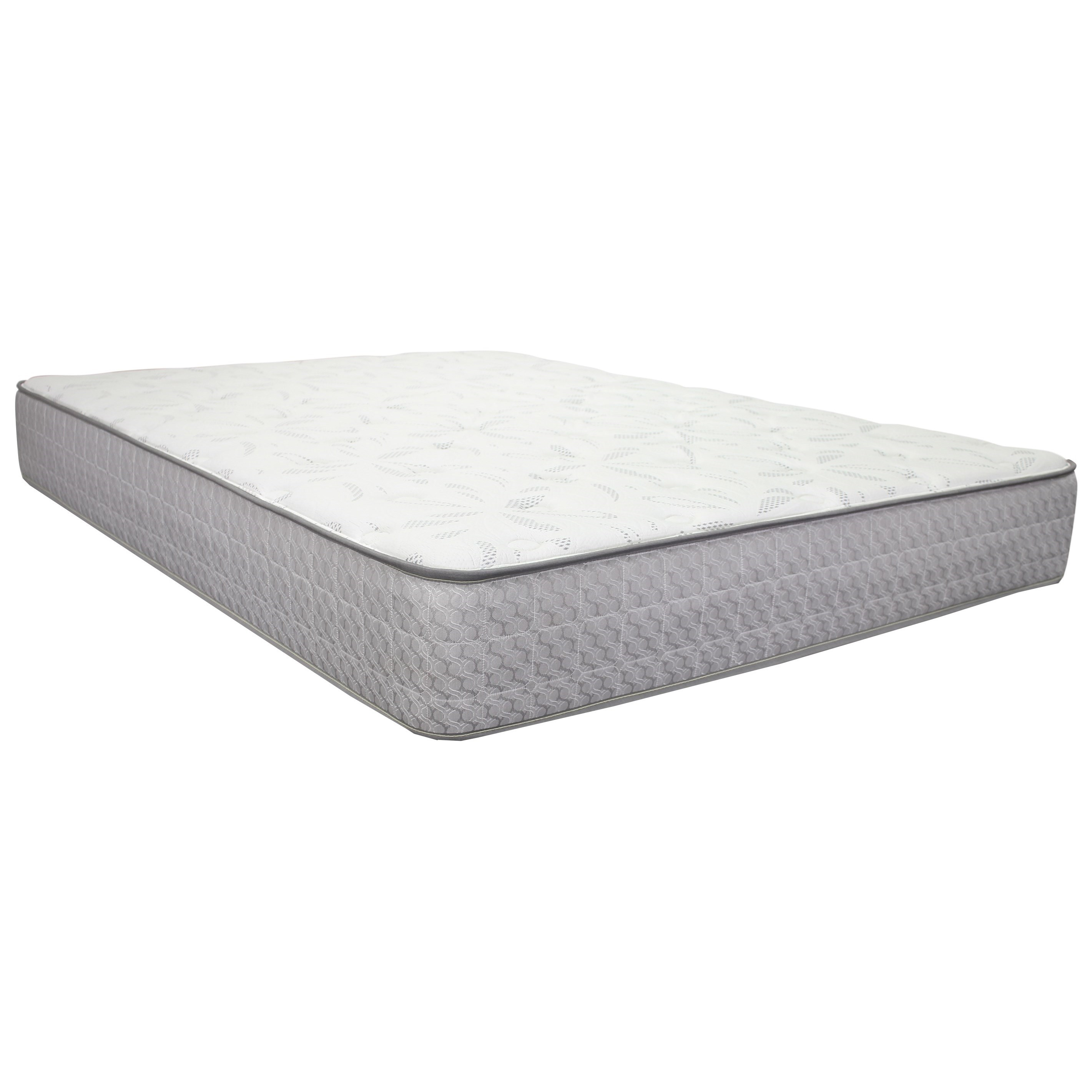 "King 10 1/2"" Plush Innerspring Mattress"