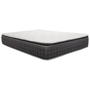 "Corsicana 1510 Cresswell Pillow Top Queen 10.5"" Pillow Top Mattress"