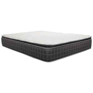 "Corsicana 1525 Balfour Pillow Top Queen 13"" Pillow Top Mattress"