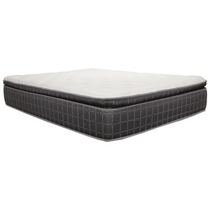 "Corsicana Bridgeton Queen 14"" Pillow Top Mattress"