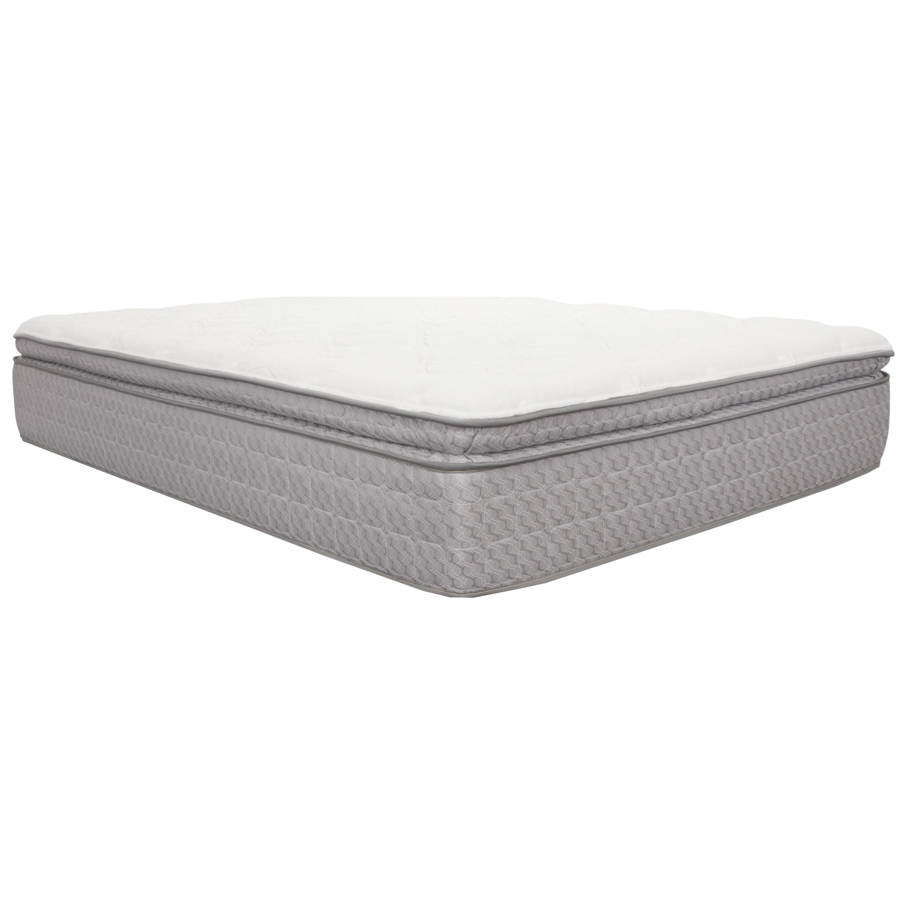 "Queen 15"" Pillow Top Mattress"