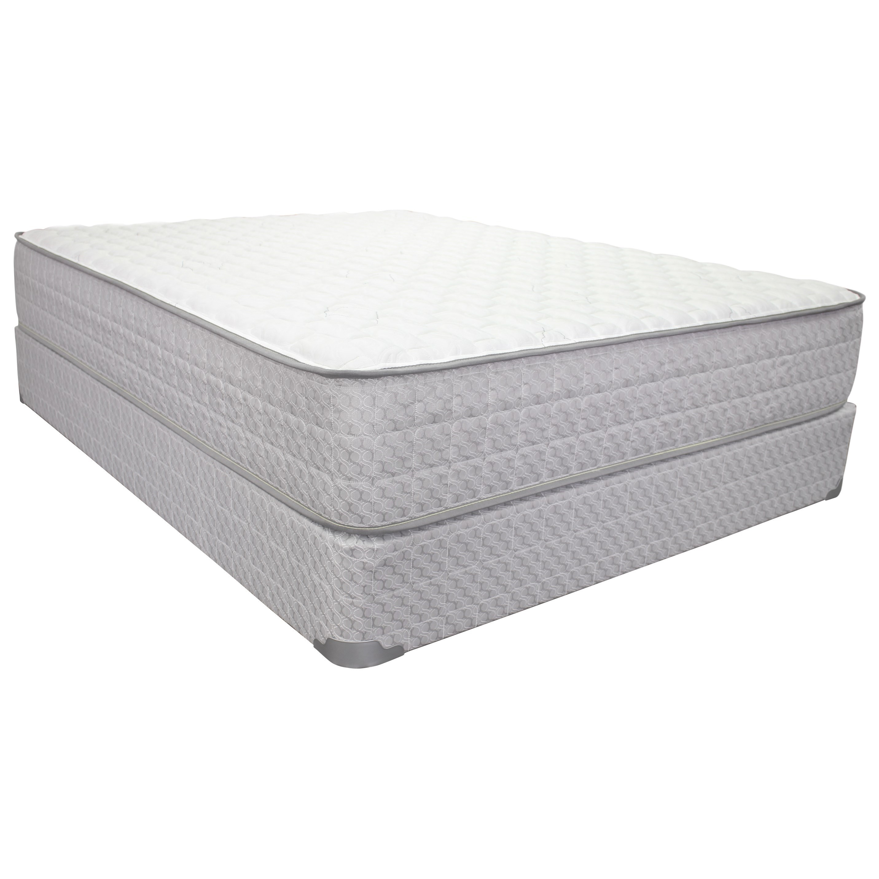 "Queen 11 1/2"" Firm Mattress Set"