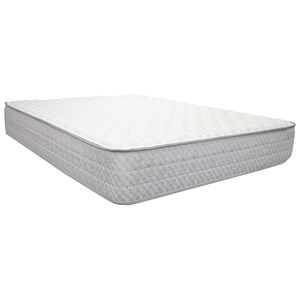 "Corsicana 1700 Chenille Firm King 11 1/2"" Firm Mattress"