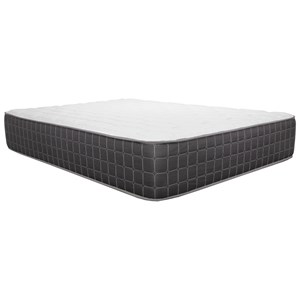 "Corsicana 1700 Kingsmere Queen 13.5"" Firm Pocketed Coil Mattress"