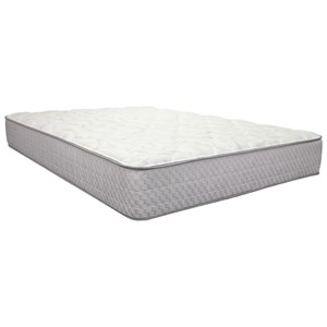 "Corsicana 2005 Merrick Plush Queen 12"" Plush 2 Sided Mattress"