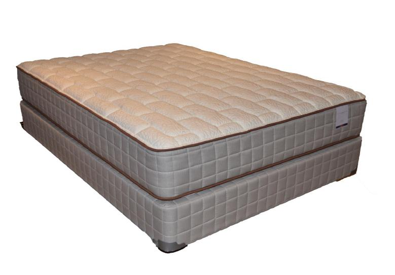 King Two Sided Firm Mattress Set