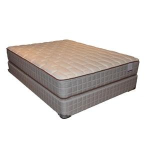 Corsicana 270 Two Sided Firm Queen Two Sided Firm Mattress Set