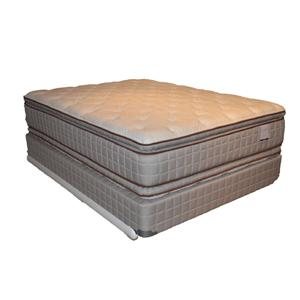 Corsicana 280 Two Sided Pillow Top King Pillow Top Mattress