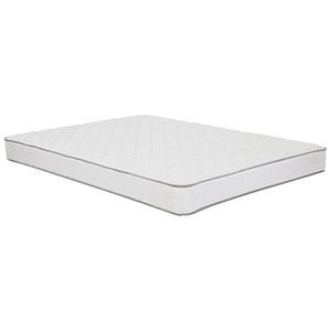 "Corsicana 600 Hotel Motel Queen 6"" Firm Mattress"