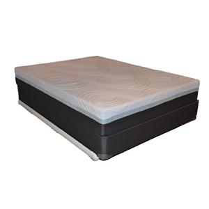 Corsicana 9610 Cool Reflections Queen Gel Memory Foam Mattress