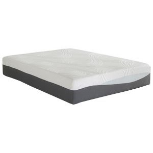 "Corsicana 9630 Phase IV Gel Queen Luxury Plush 12"" Gel Memory Foam Matt"