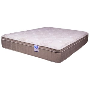 "Corsicana Blvd Daphne ET Full 13 1/2"" Euro Top Mattress"