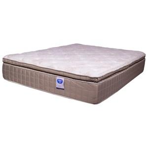 """Corsicana Blvd Zoey PT King 14"""" Pillow Top Mattress"""
