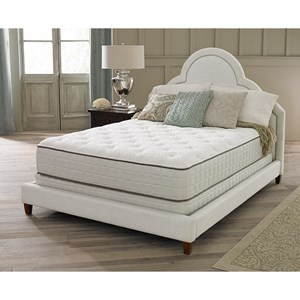 "Corsicana Body Contours II King 12"" Plush Mattress"