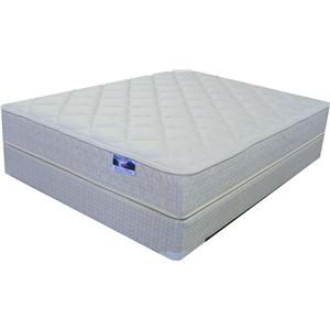 Queen Plush Mattress Set