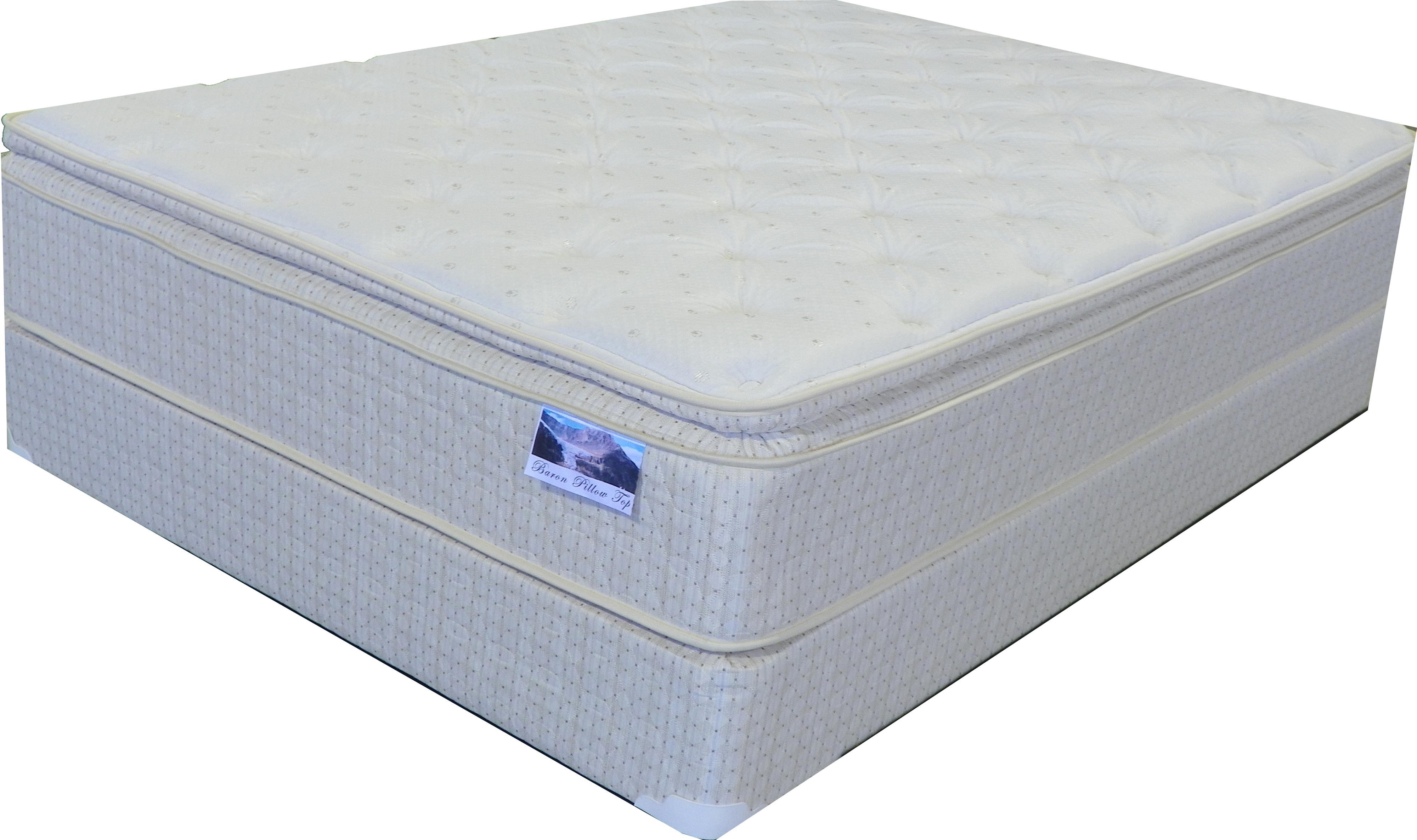eurotop twin only mattress top blanket cushion king federation select sealy gallery california pillow