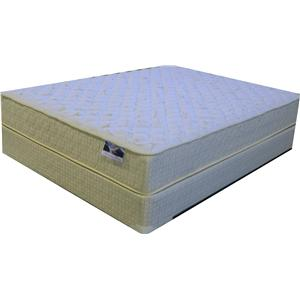 Corsicana Ferrara Twin Firm Mattress Set