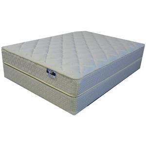Corsicana Lombard King Mattress Set