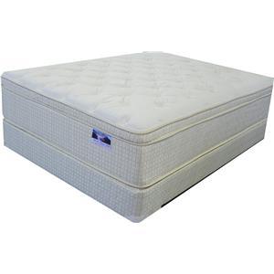 Corsicana Medici King Euro Top Mattress