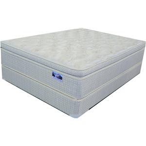 Full Pillow Top Mattress Set