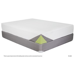 Corsicana Europa 1000 Queen Luxury Hybrid Mattress