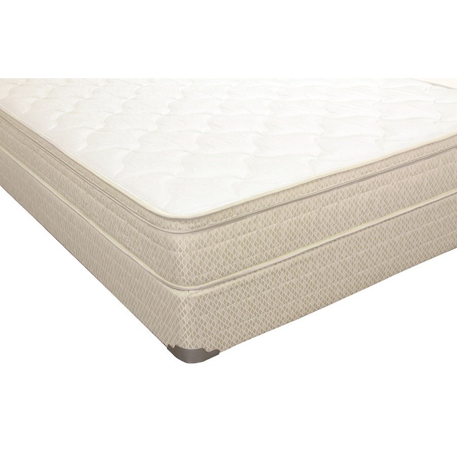 "Twin 9 1/2"" Pillow Top Mattress"