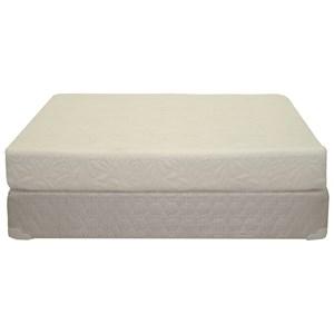 """Corsicana Visco 8 Queen 8"""" Memory Foam Mattress Set"""