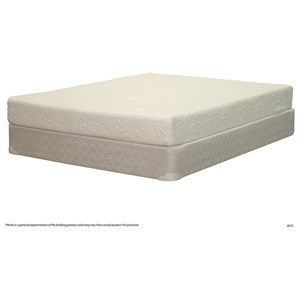 "Corsicana Visco 8 Queen 8"" Memory Foam Mattress"