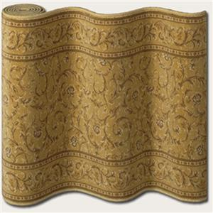"Couristan English Manor Windermere 26"" Runner : Gold"