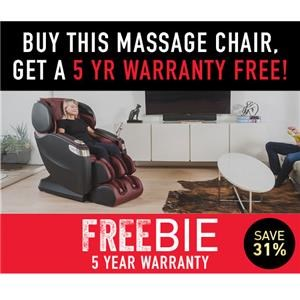Power Massage Recliner with Freebie
