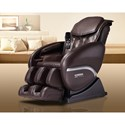 Cozzia CZ Zero Gravity Reclining Massage Chair - Item Number: CZ-388 Chocolate