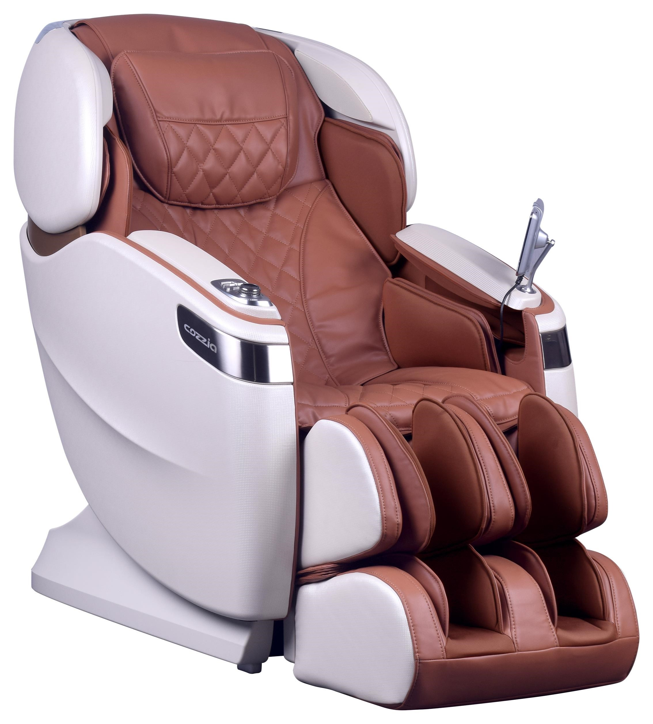 CZ Reclining Massage Chair by Cozzia at Stoney Creek Furniture