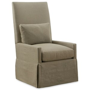 C.R. Laine Hollis Slipcover Chair