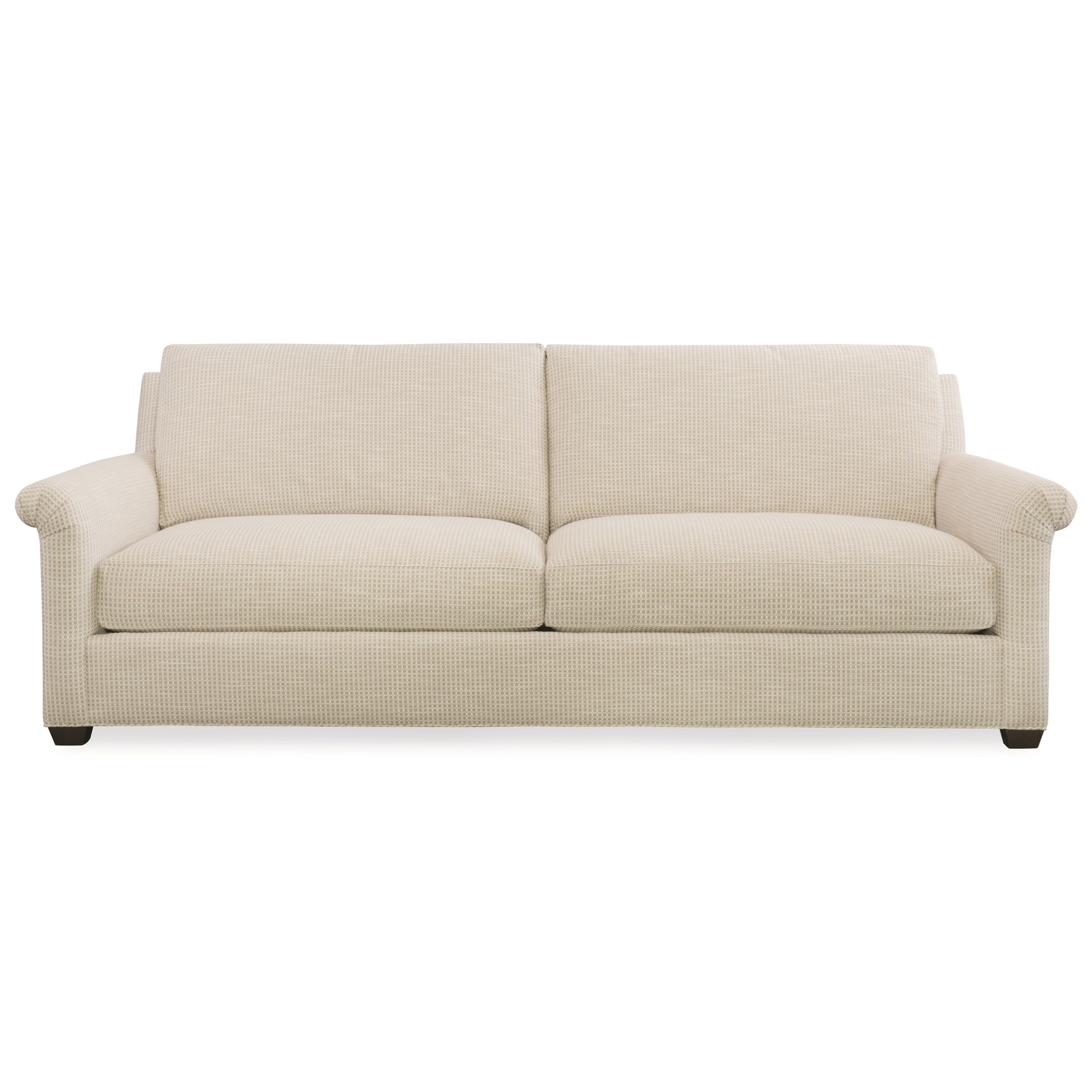 Paige Transitional Two Cushion Sofa By C R Laine At Jacksonville Furniture Mart