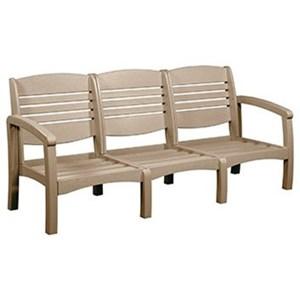 C.R. Plastic Products Bay Breeze Outdoor Sofa