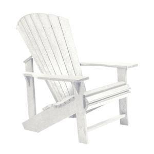 C.R. Plastic Products Generation Line Adirondack Chair
