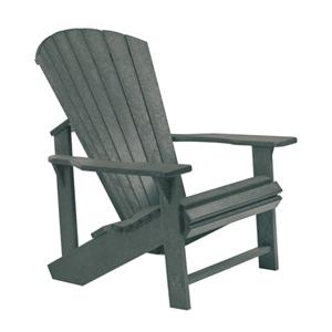 C.R. Plastic Products Adirondack - Slate Adirondack Chair