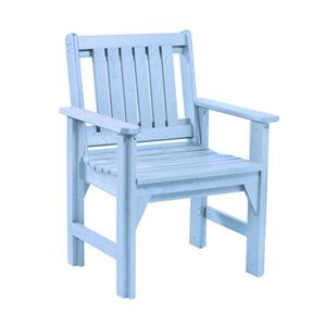 C.R. Plastic Products Generation Line Dining Arm Chair