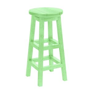 C.R. Plastic Products Adirondack - Lime Bar Stool