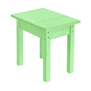 C.R. Plastic Products Adirondack - Lime Small Table